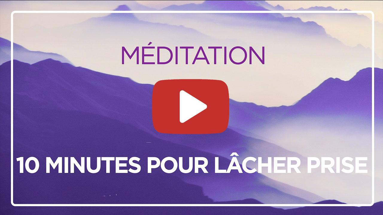 Meditation lacher prise